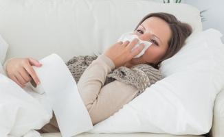 Kış hastalıklarında en iyi ilaç istirahat