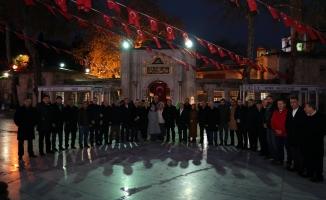 Vatan Uğruna Sarikamiş'ta Şehit Düşen Askerler Anildi