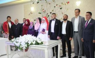 Zehra ve Hamza'ya Muhteşem Düğün