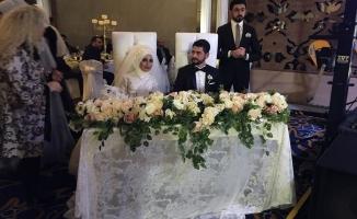 Şeyma ve Muhammed'in Düğünü İz Bıraktı