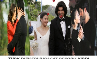 Türk Dizileri İhracat Rekoru Kırdı