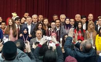 Bağcılar'dan, Mehmet Akif İnan ve Mescid-i Aksa sevgisi yükseldi