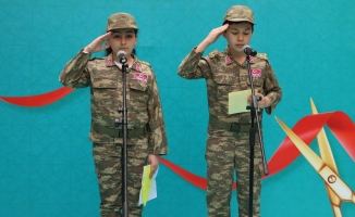Eyüpsultanlı öğrencilerden asker ağabeylerine mektup