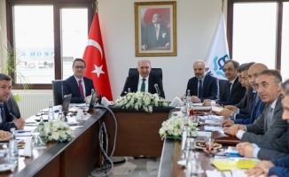 """İBB.Başkanı Uysal : """"Başakşehir için çok güzel projelerimiz var"""""""