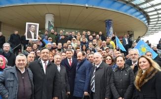 İYİ Parti'den Mehmetçiğe Kan  Bağışı