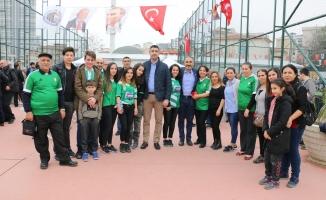 Erzincan Köyler Arası Futbol Turnuvası'nın Açılışı Gerçekleştirildi