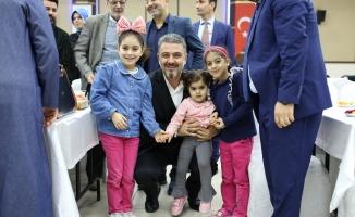Esenyurt'ta Şehit ve Gazi Ailelerinin Anlamlı Buluşması