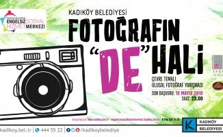 Kadıköy Belediyesi'nden Çevre Temalı Ulusal Fotoğraf Yarışması: Fotoğrafın 'DE' Hali