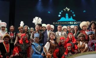 Kastamonu Türk Dünyası Kültür Başkenti Açılışı Yapıldı