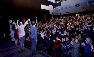 Tiyatrolar günü Maltepe'de kutlandı