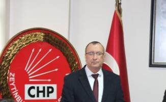 CHP'den  23 Nisan eleştirisi