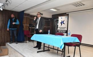 Devrim Cenk Ulusoy'dan Öğrencilere Nefes Eğitimi