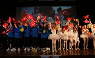 Dünya dans günü Kartal'da kutlandı