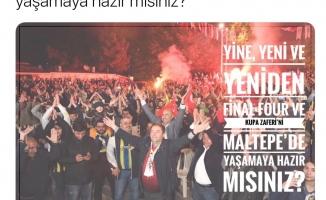 Fenerbahçe Doğuş'a ilk destek Maltepe'den geldi