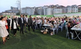 Esenyurt Belediyesi ailesi iftarda buluştu