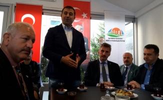 """İYİ Parti Şişli İlçe Başkanı """"İftar Programımız engelleniyor"""""""