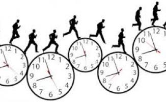 Türkiye mesai saatleri ile dünya birincisi