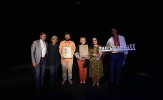 Bakırköy Belediye Tiyatroları Ukrayna'dan Ödülle Döndü