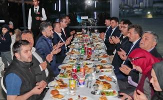 İbn Haldun Üniversitesi'nde 'aile iftarı'