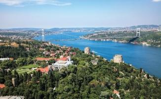 İstanbul Halkı Hafta Sonunu Sarıyer'de Geçiriyor