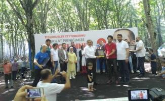 Ak Parti Zeytinburnu Piknikte Stres Attı