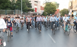 Arabadan İn, Bisiklete Bin!