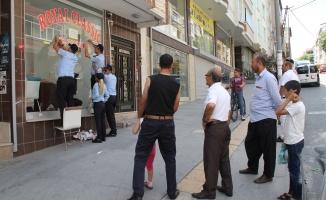 Esenyurt'ta Türkçe olmayan tabelalara operasyon sürüyor