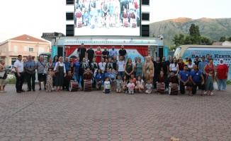 Türk kültürü Balkanlar'da tanıtılıyor