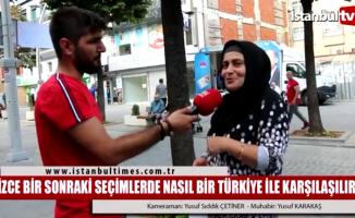 Bir sonraki seçimde nasıl bir Türkiye ile karşılaşılır?