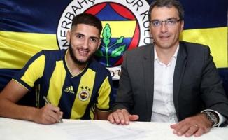 Yassine Benzia'da İstanbul'a geldi!