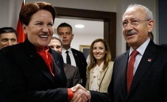 CHP ve İyi Parti Ankara için anlaştı!