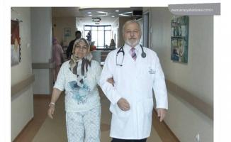 Kalbiniz Avrasya Hastanesine Emanet