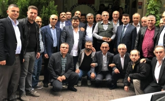 SİNOP' lular  Yeniden Mehmet Çakır dedi