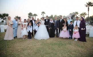 Türkiye-İran dostluğu düğüne yansıdı