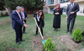 Başkan Murat Aydın'dan Anlamlı Hareket