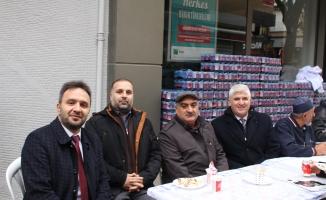Erbakan Vakfı Mevlid-i Nebiyi kutladı