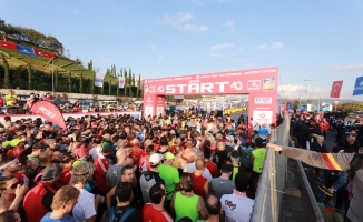 İstanbul Maratonu 40. kez koşuldu