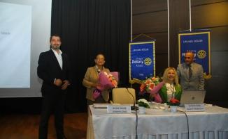Kartallı Kadınlara Aile İçi Şiddet konusunda farkındalık eğitimi