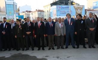 Zeytinburnu'n da 10 Kasım Atatürk'ü Anma Töreni Düzenlendi