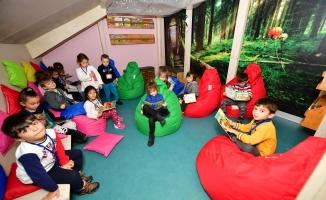 Adile Naşit Çocuk Kütüphanesi hizmete açıldı