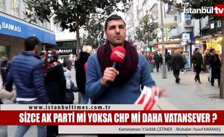 Ak Parti ve CHP arasında 'Vatanseverlik' tartışması çıktı!