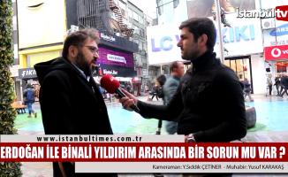 Erdoğan ve Binali Yıldırım arasında bir sorun mu var?