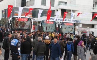 Esenyurt'tan anavatan Suriye'ye rekor dönüş