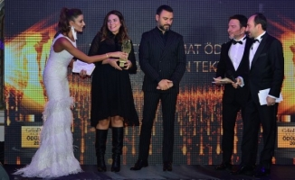 Gelin Damat Dergisi Ödülleri sahiplerini buldu