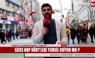 HDP Kürtleri temsil ediyor mu?