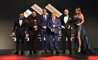 II. Türkiye Altın Marka Ödülleri dün gece gerçekleşti