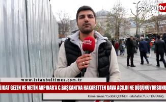 Metin Akpınar ve Müjdat Gezen'e soruşturma açıldı