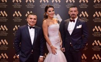 Türkiye'nin altın markaları ödüllendirildi