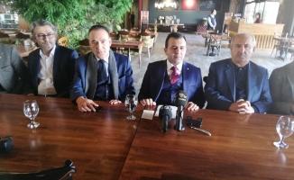 AK Parti Pütürge Belediye Başkan adayı Mikail Sülük  basın mensuplarıyla buluştu.