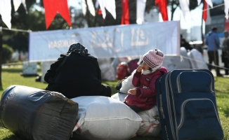 Anavatan Suriye ile ilk tanışma